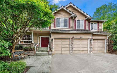 Bothell Single Family Home For Sale: 15709 99th Ave NE