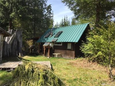 Granite Falls Single Family Home For Sale: 30619 Mountain Loop Hwy