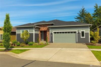 Lacey Single Family Home Pending Inspection: 8701 Vashon Ct NE