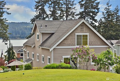 Freeland Single Family Home Sold: 1401 Ocean Aire Ct