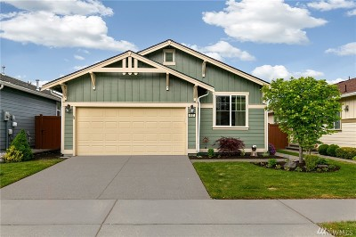 Lacey Single Family Home For Sale: 4921 Bend Dr NE