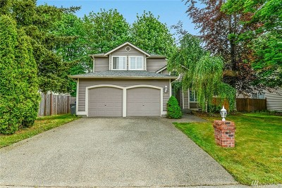 Lake Stevens Single Family Home For Sale: 1503 85th Ave NE