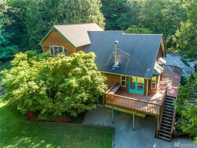 Port Orchard Single Family Home For Sale: 3842 Redemption Ave SE