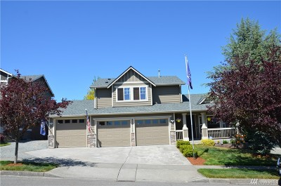 Stanwood Single Family Home For Sale: 7225 281st Place NW