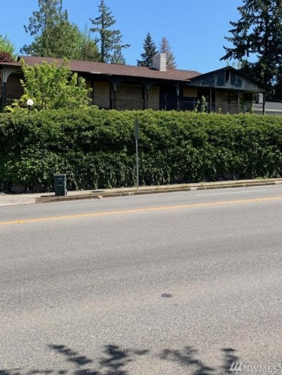 Puyallup Residential Lots & Land For Sale: 2211 S Meridian