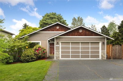 Bothell Single Family Home For Sale: 23404 8th Place W