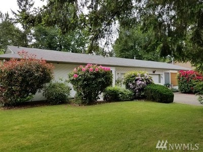 Tumwater Multi Family Home Pending Inspection: 2220 McIver Ct SW
