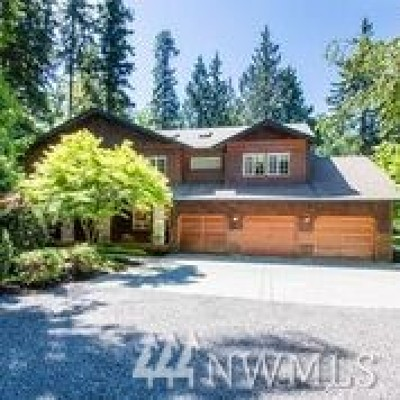 Bainbridge Island Single Family Home For Sale: 11021 NE Boulder Place