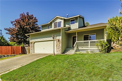 Silverdale Single Family Home Pending Inspection: 4551 Knute Anderson Rd