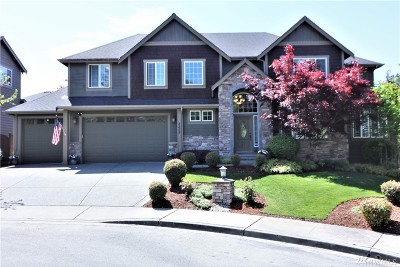 Puyallup Single Family Home For Sale: 2222 28th Av Ct SW