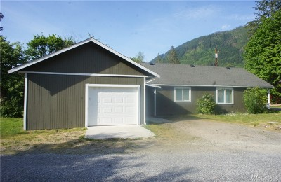 Single Family Home Sold: 26706 469th Ave NE