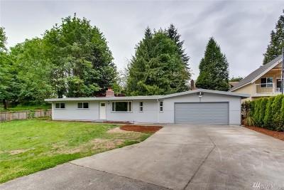 Tukwila Single Family Home For Sale: 15325 64th Ave S