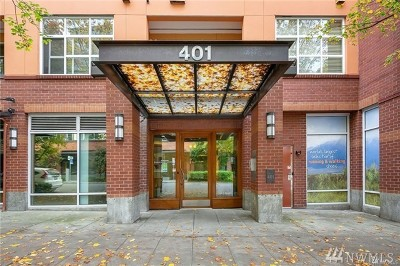 Seattle Condo/Townhouse For Sale: 401 NE 71st St #207