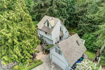 Sammamish Single Family Home For Sale: 21721 SE 35th St