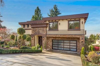 Kirkland Single Family Home For Sale: 4533 105th Ave NE