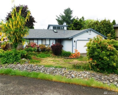 Lacey Single Family Home Pending: 4505 29th Ct SE