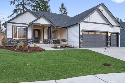 Bonney Lake Single Family Home For Sale: 7712 Connells Prairie Rd E