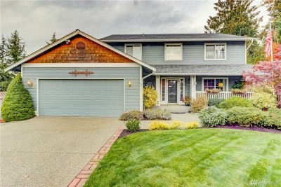 Puyallup Single Family Home For Sale: 3717 19th Av Ct SE