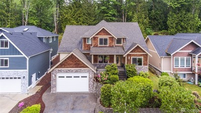 Bellingham Single Family Home For Sale: 1016 Kenoyer Dr