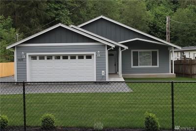 Granite Falls Single Family Home For Sale: 9109 184th Ave NE