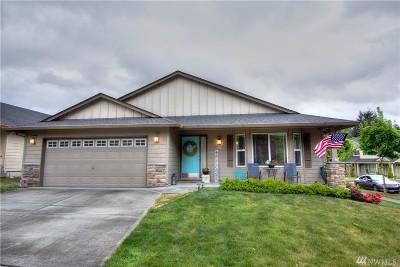 Olympia Single Family Home For Sale: 3600 Hepburn St NE