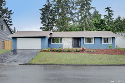 Federal Way Single Family Home For Sale: 1043 S 325th St