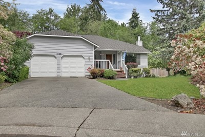 Federal Way Single Family Home For Sale: 1306 SW 328th Ct