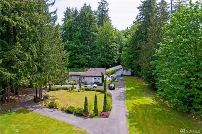 Bothell Residential Lots & Land For Sale: 23307 3rd Ave SE