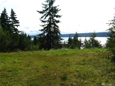 Lilliwaup Residential Lots & Land For Sale: Lot 3 Seagull Wy