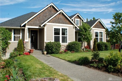 Tacoma Single Family Home For Sale: 3311 N Shirley St