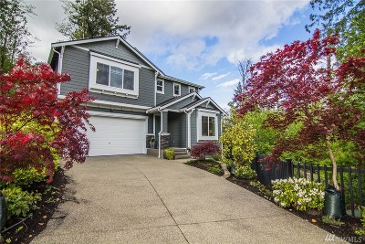 Bothell Single Family Home For Sale: 427 161st Place SE