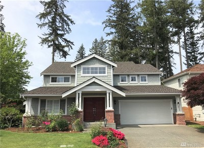 Sammamish Single Family Home For Sale: 507 234th Place NE