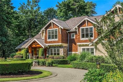 Redmond Single Family Home For Sale: 5825 245th Place NE