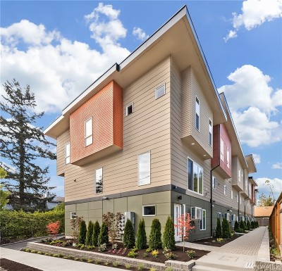 Shoreline Single Family Home For Sale: 1540 NE 175th St #C