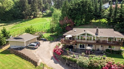 Gig Harbor Single Family Home For Sale: 5229 Ray Nash Dr NW
