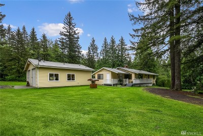 Snoqualmie Single Family Home For Sale: 10418 348th Ave SE