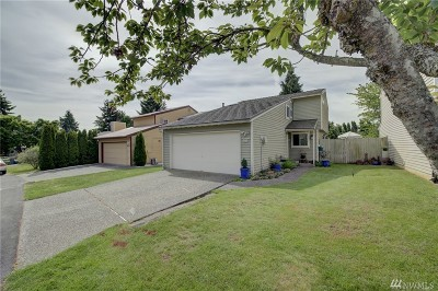 Kirkland Single Family Home For Sale: 13409 NE 136th Place