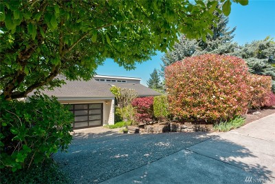 Bellevue Single Family Home For Sale: 5525 Highland Drive