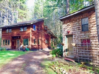 Olympia Single Family Home Pending: 2120 Swift Creek Lane