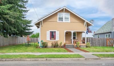 Centralia Single Family Home For Sale: 207 N Buckner St