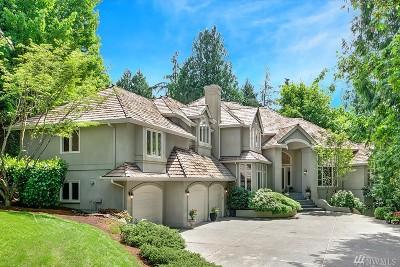 Redmond Single Family Home For Sale: 20425 NE 71st St