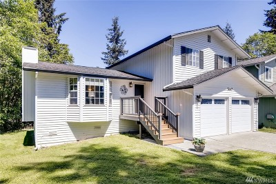 Everett Single Family Home For Sale: 5007 122nd St SE