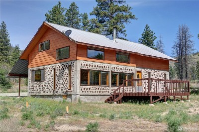 Methow Single Family Home For Sale: 137 Jason Lucas Rd