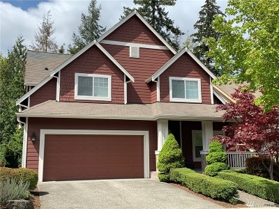 Issaquah Single Family Home For Sale: 2569 20th Ave NE