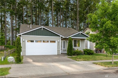 Tumwater Single Family Home Pending Inspection: 6945 Munn Lake Dr SE