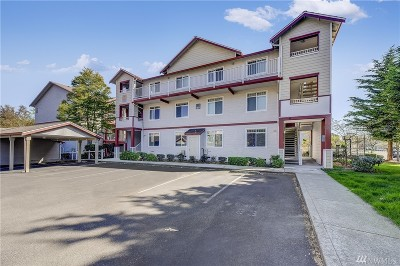 Lynnwood Condo/Townhouse For Sale: 14821 29th Ave W #K201