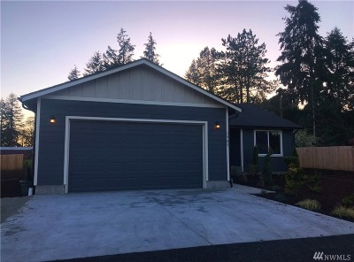 Centralia Single Family Home For Sale: 1727 Hillview Ave