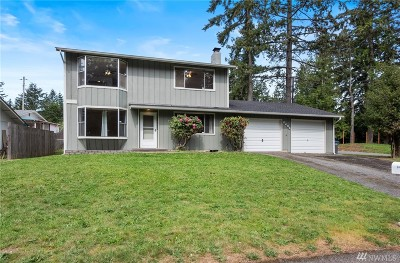 Port Orchard Single Family Home Pending Inspection: 2406 Anderson Ave