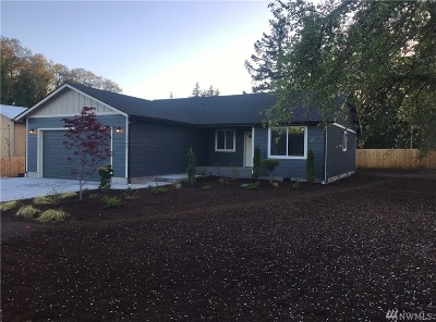 Centralia Single Family Home For Sale: 1733 Hillview Ave