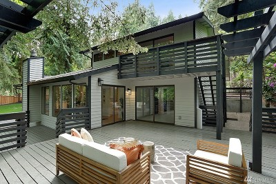 Bellevue Single Family Home For Sale: 500 176th Lane NE